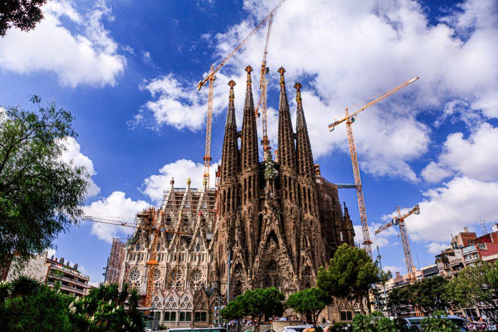 Barselona - Sagrada Familia